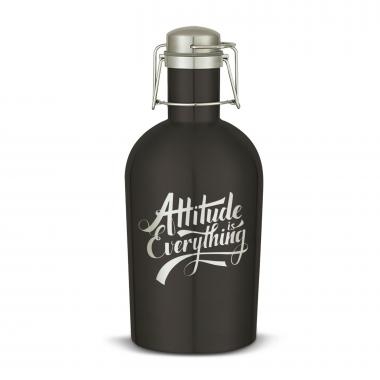 Stainless Steel 64oz Growler