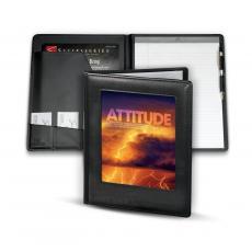 Attitude Lightning Image Padfolio