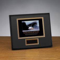 Excellence - Excellence Eagle Framed Award