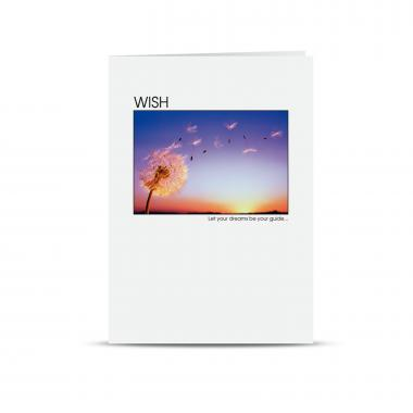 Birthday Wish 25-Pack Greeting Cards
