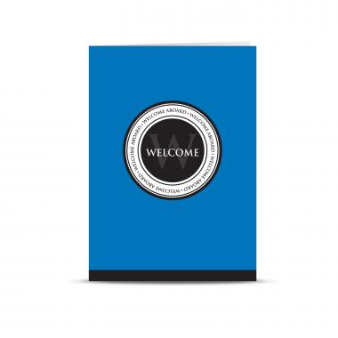 Welcome Aboard 25-Pack Greeting Cards