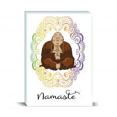 Studious Studio - Budi Namaste Desktop Print