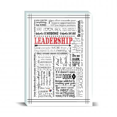 Leadership Desktop Print