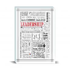 Studious Studio - Leadership Desktop Print