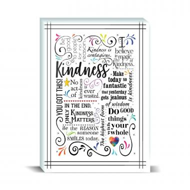 Kindness Desktop Print
