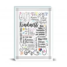 Studious Studio - Kindness Desktop Print