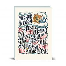 Studious Studio - Mermaid Wisdom Desktop Print
