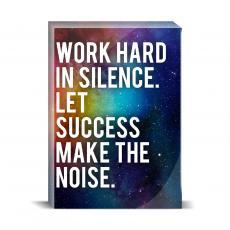 Space Series - Success Make The Noise Desktop Print