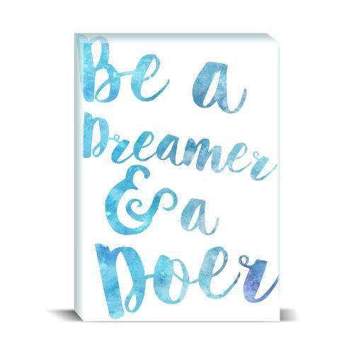 Be A Dreamer Desktop Print