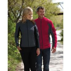 Outerwear - Generate;North End<sup>®</sup> - 4XL -  Men's textured fleece jacket