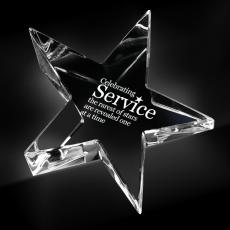 Crystal Awards - Stellar Paperweight