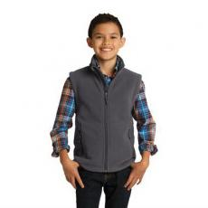 Vests General - Port Authority<sup>®</sup> - Youth super soft fleece vest. Blank