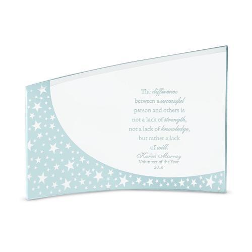 Slant Glass Award