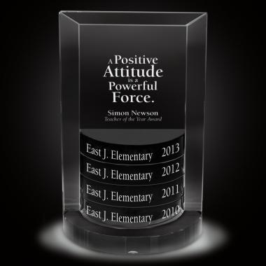 Steps of Achievement Perpetual Award
