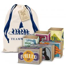 New Products - Retro Matchbox Game Team Gift