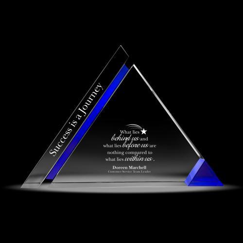 Signature Crystal Award