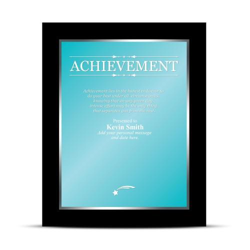 Achievement Vivid Award Plaque