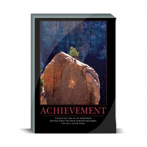 Achievement Tree Desktop Print