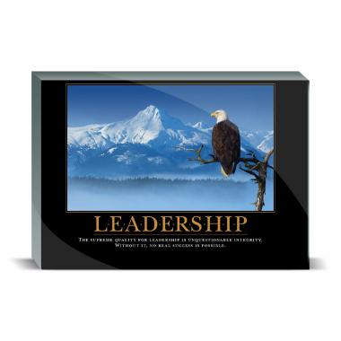 Leadership Eagle Branch Desktop Print