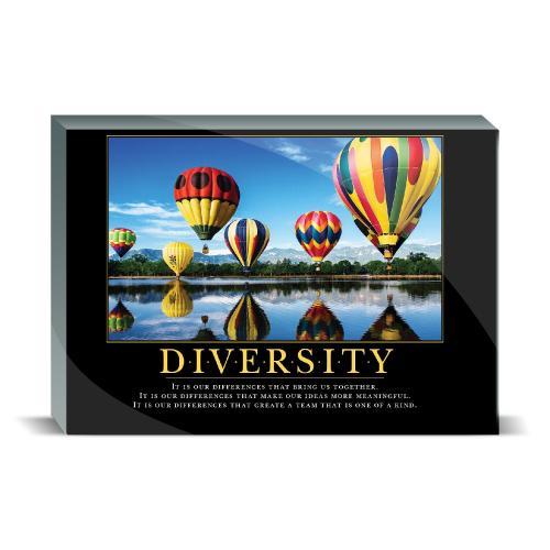 Diversity Balloons Desktop Print