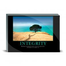 Motivational Posters - Integrity Tree Desktop Print