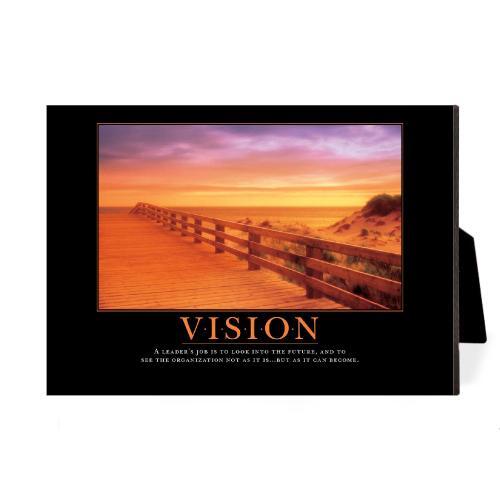 Vision Boardwalk Desktop Print