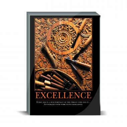 Excellence Desktop Print