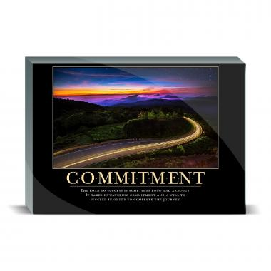 Commitment Highway Desktop Print