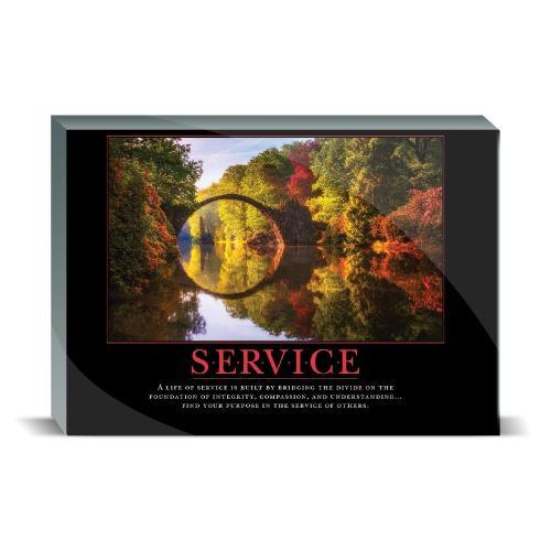 Service Bridge Desktop Print