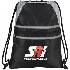 Drawstrings, Backpacks & Koolers - Wrangler Reflective Drawstring Sportspack