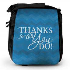 Thanks for All You Do Shoulder Bag