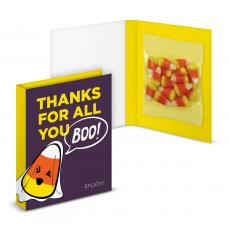 New Products - Thanks Candy Corn Treat Card