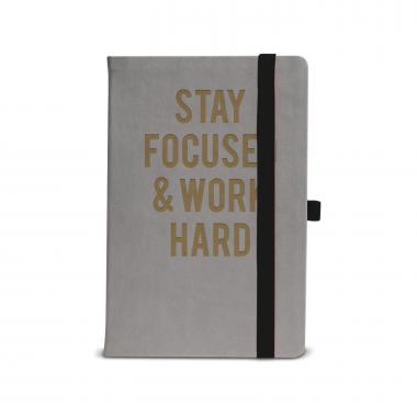 Stay Focused. Work Hard. - Pollux Journal