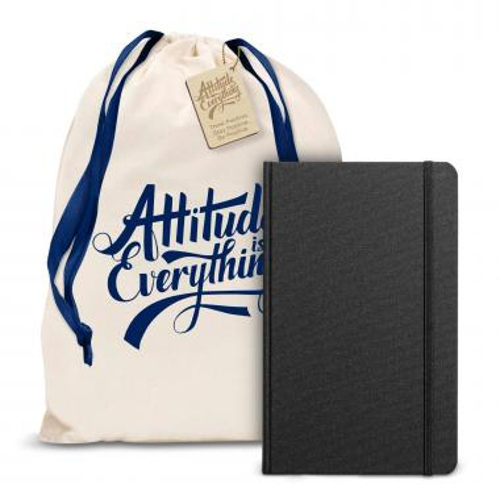 Attitude is Everything Shinola Journal Gift Set