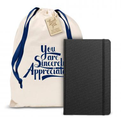 Sincerely Appreciated Shinola Journal Gift Set