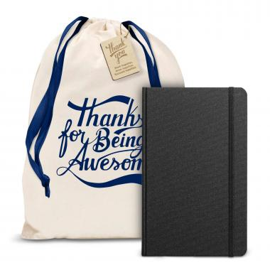 Thanks for Being Awesome Shinola Journal Gift Set