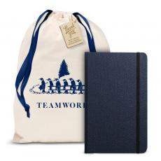 New Products - Teamwork Penguins Shinola Journal Holiday Gift Set