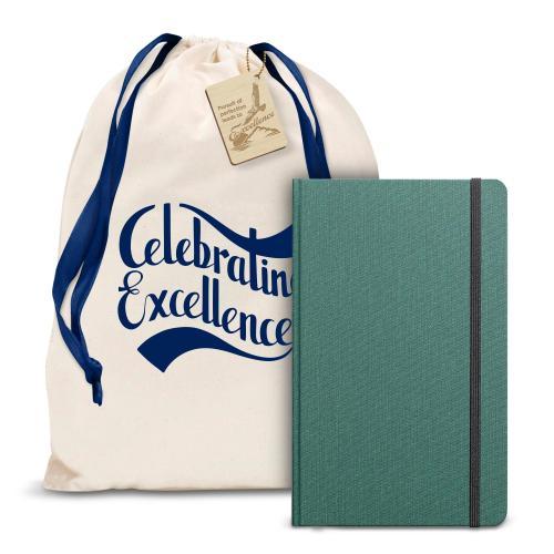 Celebrating Excellence Shinola Journal Gift Set