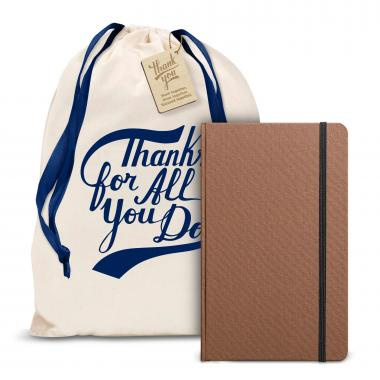 Thanks for All You Do Shinola Journal Gift Set
