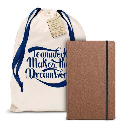 Teamwork Dream Work Shinola Journal Gift Set